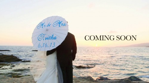 Alana and Jared's Coming Soon Trailer- Montage Resort Laguna Beach