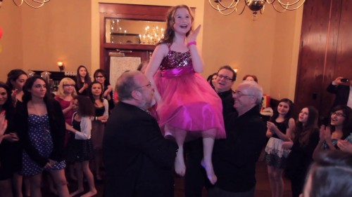 Julia's Bat Mitzvah Highlights